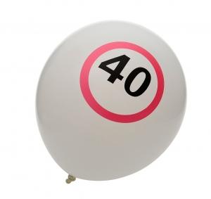 40 szám fehér szín