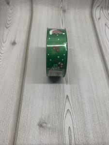 Karácsonyi  2,5 cm  díszkötöző