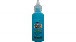Amos üvegfóliafesték 22 ml, égkék