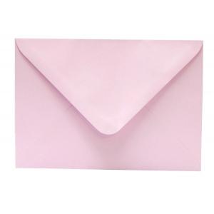 Színes boríték LC/6 enyvezett pasztell flamingo pink