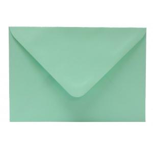 Színes boríték LC/6 enyvezett pasztell akvamarin zöld