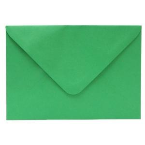 Színes boríték LC/6 enyvezett élénk zöld