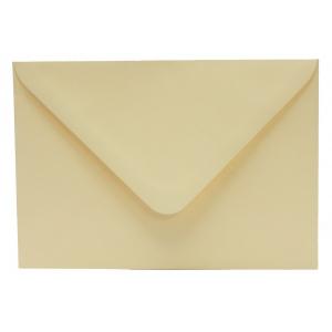 Színes boríték OFFICE 21 LC/6 enyvezett pasztell krém/bézs