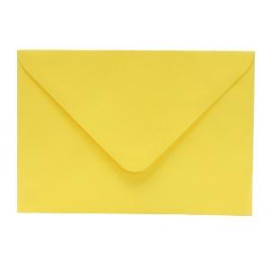 Színes boríték LC/6 enyvezett pasztell kanári sárga