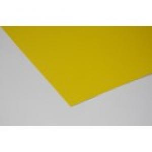 Karton festett egyoldalas 50X70 citromsárga 23200070
