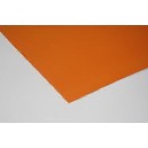 Karton festett egyoldalas 50X70 narancs 23200080