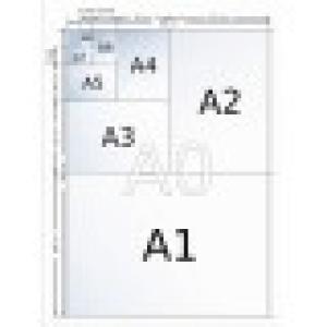 Rajzlap műszaki A/2 170/180g 20150000