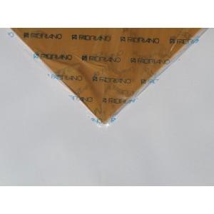 Karton FABRIANO kétoldalas (50x70) 200g nugát barna