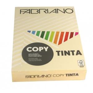 Sz.fénymásolópapír FABRIANO kétoldalas A/4 200g paszt.krém 100ív/csg 65621297 (54)