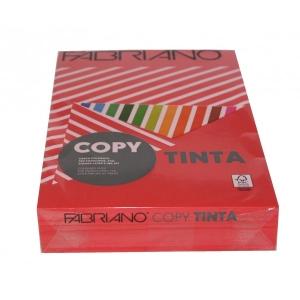 Sz.fénymásolópapír FABRIANO kétoldalas A/4 200g élénk piros 100 ív/csg 65321297 (29)