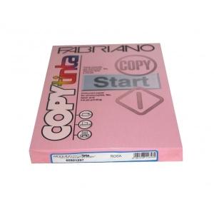 Sz.fénymásolópapír FABRIANO kétoldalas A/4 200g paszt.flamingo pink 100 ív/csg 65921297 (25)