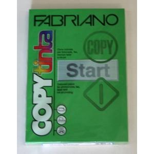 Sz.fénymásolópapír FABRIANO kétoldalas A/4 200g élénk zöld 100ív/csg 65121297 (68)