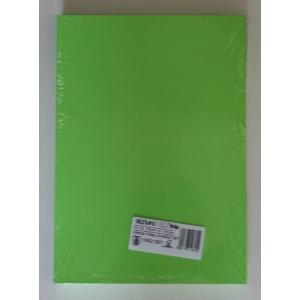 Sz.fénymásolópapír FABRIANO kétoldalas A/4 200g élénk lime zöld 100ív/csg 65821297 (66)