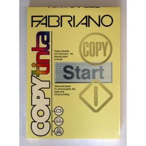 Sz.fénymásolópapír FABRIANO A/4 80g paszt.banán