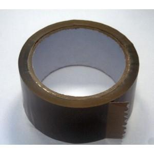 Ragasztószalag (48mm x 60m) y havanna (Euro tape)