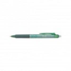 Roller toll PILOT FRIXION Clicker törölhető nyomógombos zöld (0,5mm)