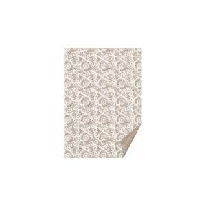 Karton HEYDA A/4 220g Lace csipke minta