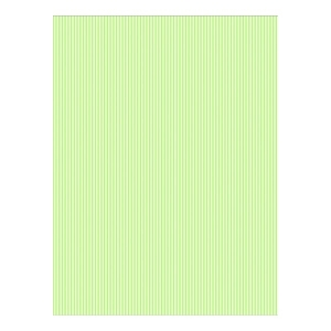Karton kétoldalas HEYDA A/4 200g csíkos vil.zöld-fehér