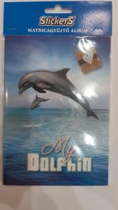 Delfines matricagyűjtő album