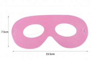 Rózsaszín szemüveg, álarc