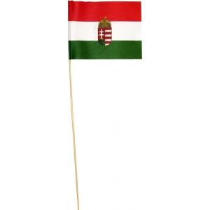 Papír Zászló Magyar Címeres