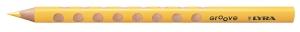 Színes ceruza Lyra Groove Slim vékony háromszögletű szóló 2820007 aranysárga
