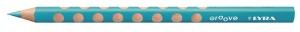 Színes ceruza Lyra Groove Slim vékony háromszögletű szóló 2820050 párizsikék
