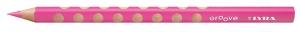 Színes ceruza Lyra Groove Slim vékony háromszögletű szóló 2820027 pink