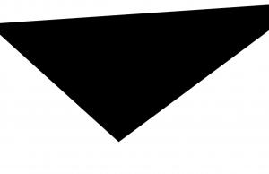 Karton festett egyoldalas 50X70 fekete