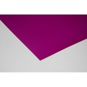 Karton festett egyoldalas 50X70 sötét lila