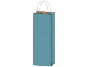 Italos dísztasak papír  kék 120x360x90