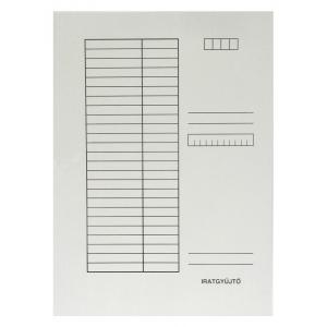 Iratgyűjtő OFFICE 21 Standard A/4 230g