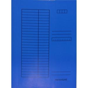 Iratgyűjtő SO-RE A/4 230g egyszínű kék