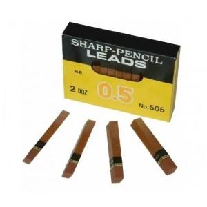 Irónbél SHARP 0,5 HB, B, 2B, H, 2H