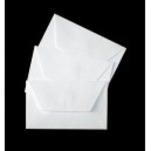Boríték EURO 64X110 névjegy fehér 2269