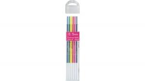 Office Art HB-s színes irónbél 0,5 mm-es 60 mm hosszú,12 db-os