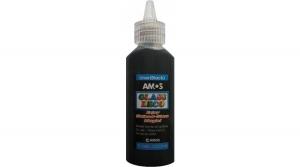 Amos üvegfóliafesték kontúr, 22 ml, fekete