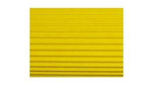 PKPHK00170 Hullámkarton citromsárga 50*70cm