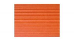 PKPHK00180 Hullámkarton 50x70 cm, narancssárga