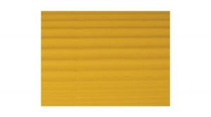 PKPHK00172 Hullámkarton 50x70 cm, napsárga