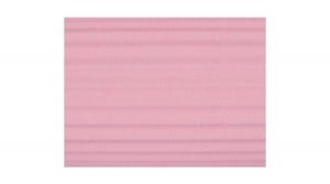 PKPHK00115 Hullámkarton 50x70 cm, rózsaszín