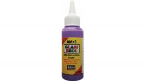 Amos üvegfóliafesték 60 ml, ibolya