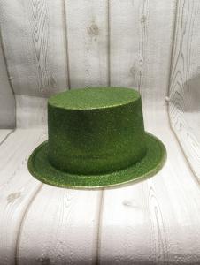 Szilveszteri zöld kalap