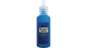 Amos üvegfóliafesték 22 ml, kék