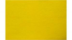 Kemény filclap A/4, citromsárga