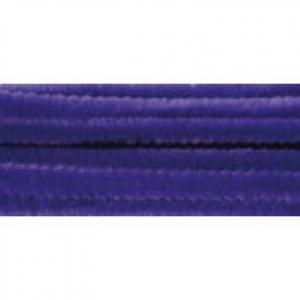 Zsenília vékony, 10 db/csomag, közép lila