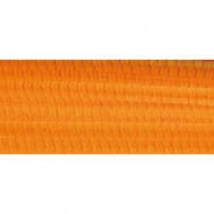 Zsenília vékony, 10 db/csomag, narancssárga