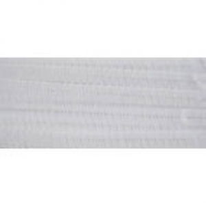 Zsenília vékony, 10 db/csomag, fehér