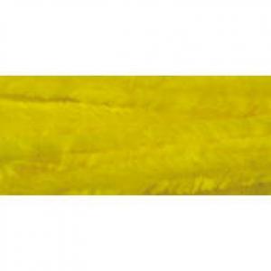 Zsenília vastag, 10 db/csomag, citromsárga