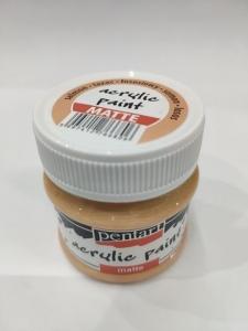 Akrilfesték matt 50 ml lazac